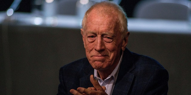 Actor Max von Sydow had a long career in film, TV and video games prior to his death on March 8, 2020.