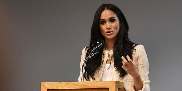 Meghan, Duchess of Sussex, launched a mentorship initiative to help women.