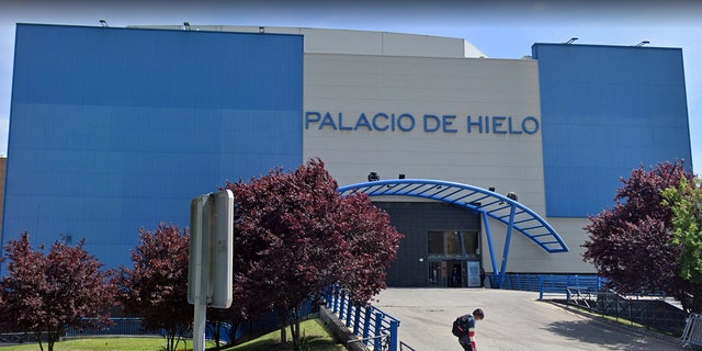 The Palacio de Hielo mall in Madrid, Spain will use an Olympic-sized ice rink to house bodies of thoese killed by the coronavirus, authorities said.