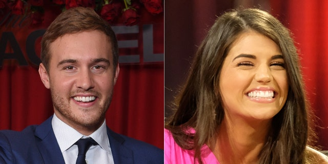 Peter Weber (L) and Madison Prewett (R) broke up after 'The Bachelor' finale.