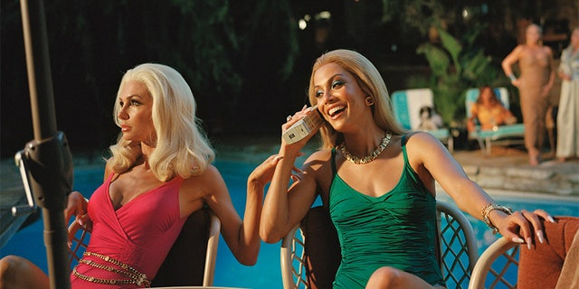 Brande Roderick (left) said she was grateful to pose for Playboy again.