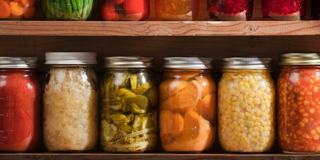 """When stocking up, Deborah D. Moore recommends starting with the things you know your family wants. """"Store what you eat; Eat what you store."""""""