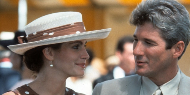 Julia Roberts and Richard Gere starred in 'Pretty Woman.' (Photo by Buena Vista/Getty Images)