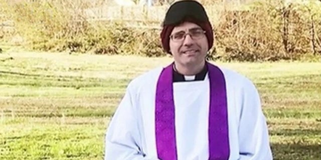Rev. Scott Holmer, a Catholic priest at a parish in Maryland, has started hearing confessions through penitents' driver's-side windows in his church's parking lot.