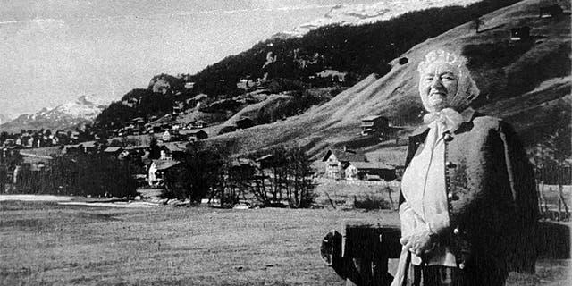 Salka Viertel spent her final years in Switzerland.