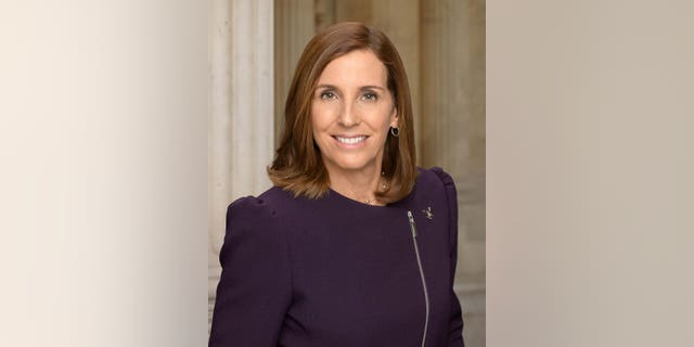 Sen. Martha McSally (R-Ariz.)