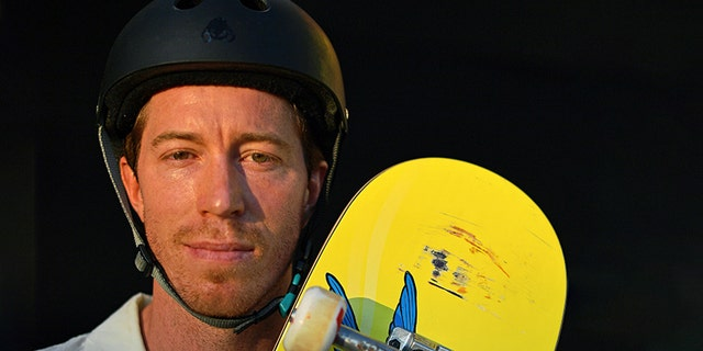 PShaun White at the World Park Skateboarding Championship in Sao Paulo in Sept. 2019. (CARL DE SOUZA/AFP via Getty Images, File)