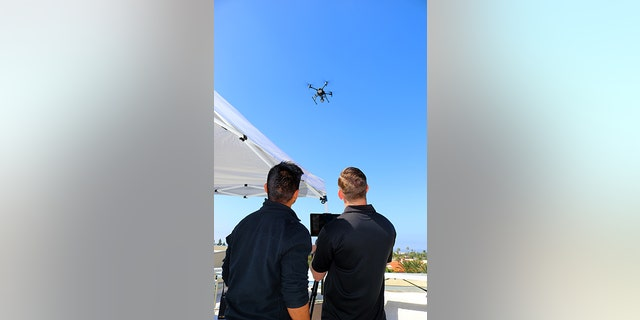 The Chula Vista Police Department has considered new ways of using drones during the coronavirus outbreak.