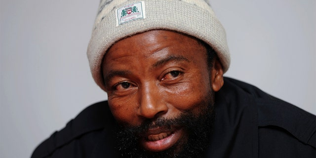 King Buyelekhaya Dalindyebo, the nephew of the late Nelson Mandela, was arrested for allegedly attacking his family in the palace. AFP PHOTO / STRINGER (Photo credit should read -/AFP via Getty Images)