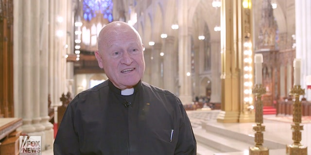 """Monsignor Robert T. Ritchie, the rector of St. Patrick's Cathedral in New York City, says St. Patrick's Day celebrations in American """"started before there was a United States."""""""