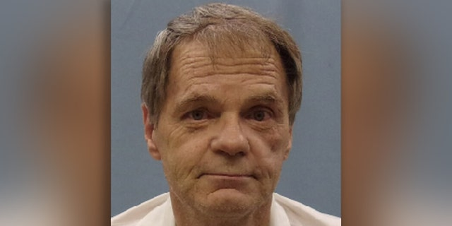 This undated photo released by the Alabama Department of Corrections shows Steve Ray Murphy, who was serving a life sentence for murder, and records show escaped from theSt. Clair Correctional Facility less than 20 years ago. (Alabama Department of Corrections)