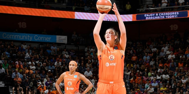 Westlake Legal Group Theresa-Plaisance-getty-images WNBA player reveals she had 'unknown virus' while playing in China during coronavirus outbreak Ryan Gaydos fox-news/world/world-regions/china fox-news/sports/wnba fox-news/health/infectious-disease/coronavirus fox news fnc/sports fnc c3f1a814-99e3-57b4-b16e-27569a1e1c94 article
