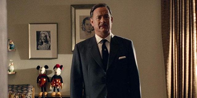 Tom Hanks as Walt Disney in 'Saving Mr. Banks.'
