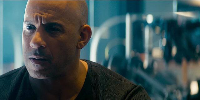 Vin Diesel in 'Bloodshot.'