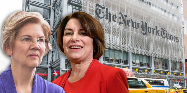 Elizabeth Warren and Amy Klobuchar both suspended their campaigns despite being endorsed by The New York Times.