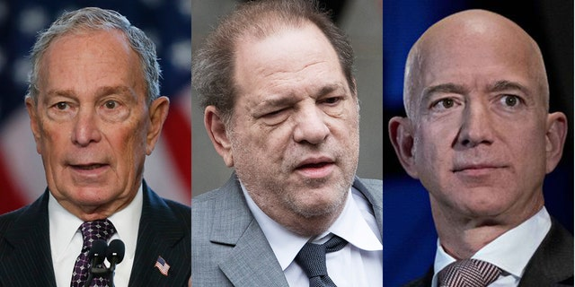 Weinstein reached out to billionaires Mike Bloomberg, Jeff Bezos after bombshell reports about him broke.