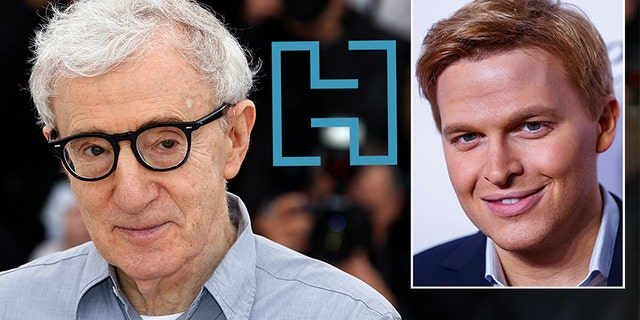 "Ronan Farrow blasted his own book publisher, accusing Hachette Book Group of ""wildly unprofessional"" behavior and severed ties to the company over working with Woody Allen."