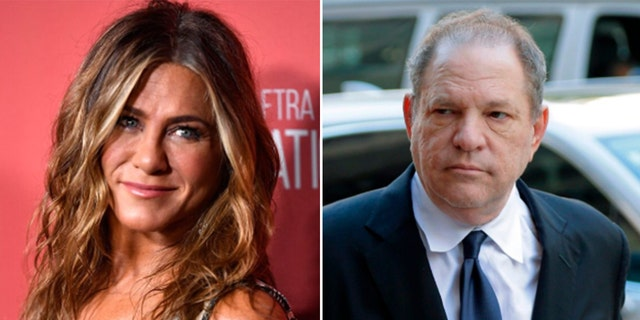 Harvey Weinstein allegedly wrote that Jen Aniston 'should be killed,' reports say.
