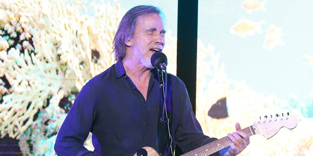 ​​​​Jackson Browne performs in Laguna Beach, Calif., Sept. 7, 2019. (Getty Images)