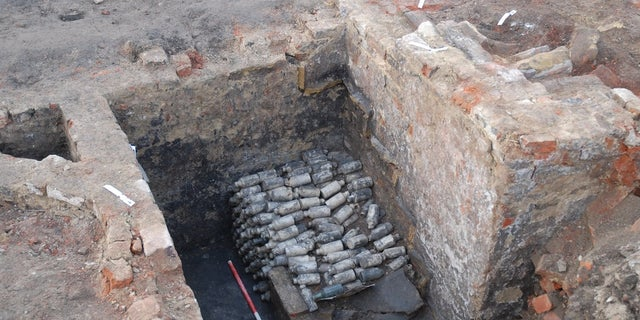 Researchers analyzed hundreds of old beer bottles discovered in the United Kingdom.