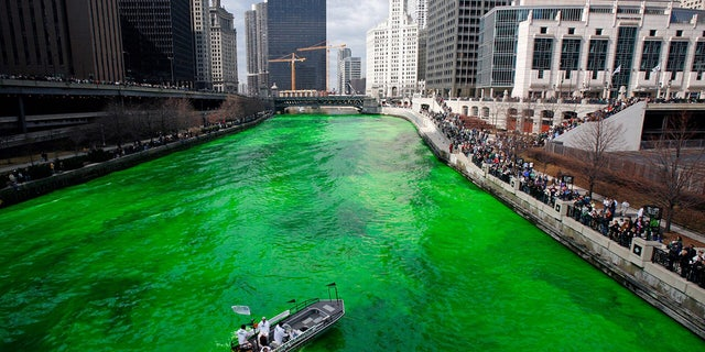 Chicago's downtown, South Side, and Northwest Side parades, as well as the annual Dyeing of the Chicago River are to be rescheduled amid coronavirus concerns.
