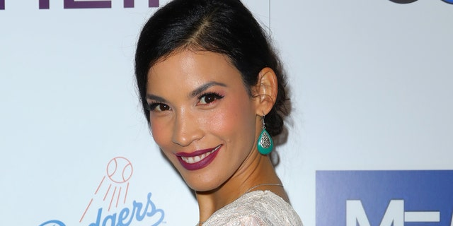 Danay Garcia attends The Brent Shapiro Foundation for Drug Prevention Summer Spectacular Gala at The Beverly Hilton Hotel on September 21, 2019.