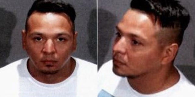 David Delgado was arrested at his home without incident nearly a month after the attack.