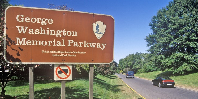 George Washington Memorial Parkway, Washington, DC is among the parks affected by the increased restrictions.
