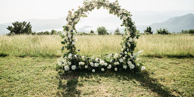 """""""Instead of canceling altogether, we recommend that couples work with their vendors to find a common date in the future, and postpone if possible. This could save costs for both the couple and the vendors alike,"""" Jeffra Trumpower of WeddingWire said."""