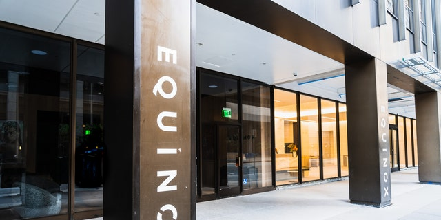 Luxury gym Equinox posted a short statement to its website on Monday evening announcing its temporary closure.