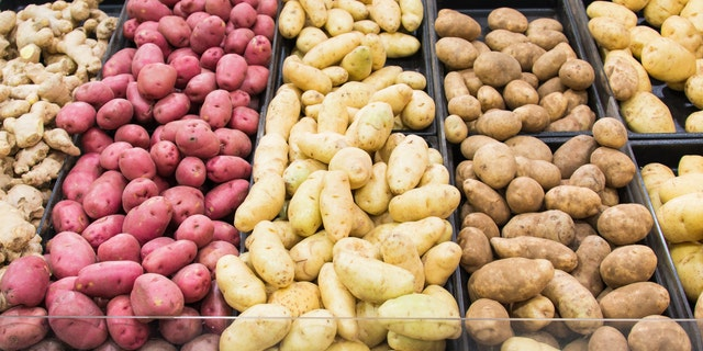 The type of potato you pick should be determined by the kind of mashed potatoes you want with your Thanksgiving dinner. (iStock)