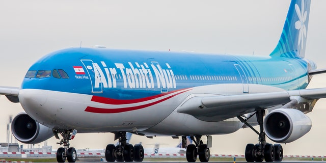 """Air Tahiti Nui officials decided to capitalize on the """"favorable winds and light passenger loads"""" and fly straight to the City of Lights."""