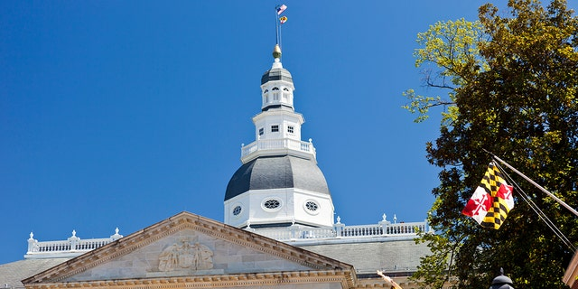 The Historic Maryland State House In Annapolis Was Built In 1772. (iStock)