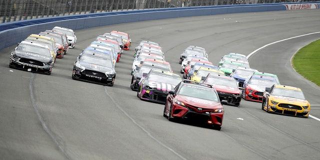 NCS: Alex Bowman wins Auto Club 400 at Auto Club Speedway