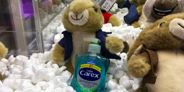 As for his own business, Braddick said that the arcade employees are following a strict hand-washing schedule in hopes of keeping COVID-19 at bay.