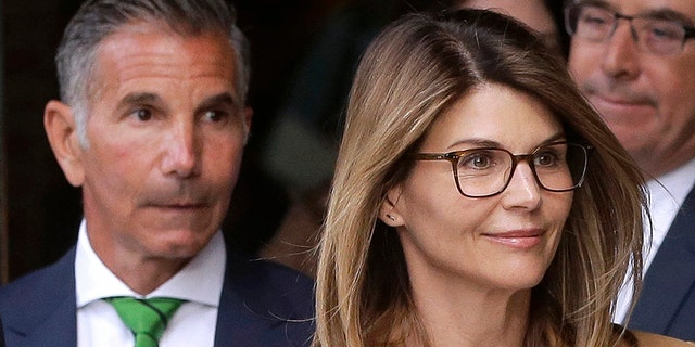 Mossimo Giannulli and Lori Loughlin were embroiled in the national college admissions scandal.