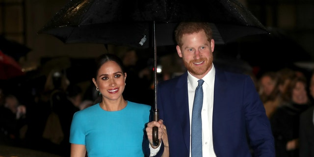 Meghan Markle and Prince Harry felt they had no other choice but to step down as senior members of the royal family expert Omid Scobie says