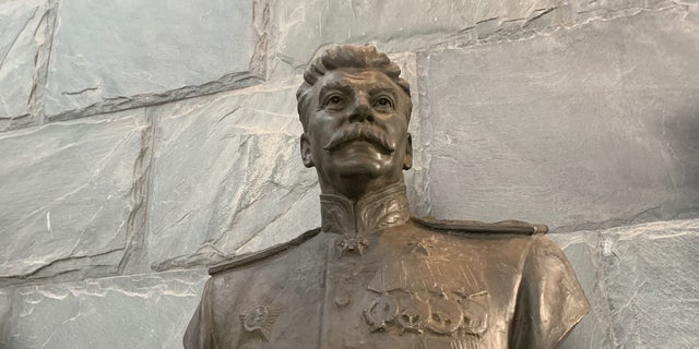 Joseph Stalin statue erected in Minsk, Belarus