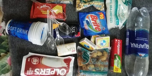 According to officials, every day a small bag containing essential items and snacks is distributed in the Punjab quarantine facility, along with meals served three times per day.