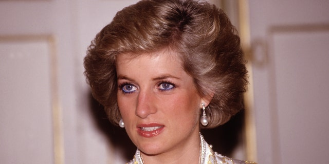 Diana Princess of Wales died in 1997 in an automobile accident.