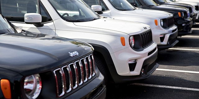 Fiat Chrysler halts production at most European plants for two weeks