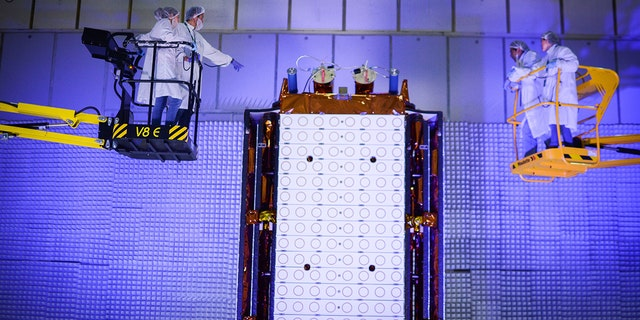 The launch of the SAOCOM 1B satellite has been postponed amid the coronavirus outbreak.