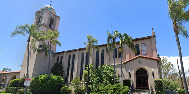 St. Timothy's Catholic Church in Los Angeles will be closed until at least April 19 along with every other church in the diocese amid the coronavirus outbreak.