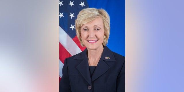 U.S. Ambassador to South Africa Lana Marks