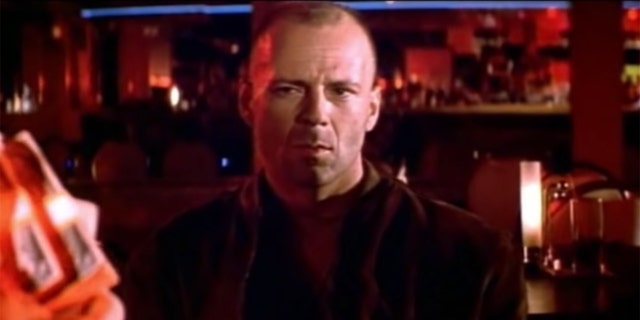 Bruce Willis got his career out of a small career slump thanks to the movie 'Pulp Fiction.'