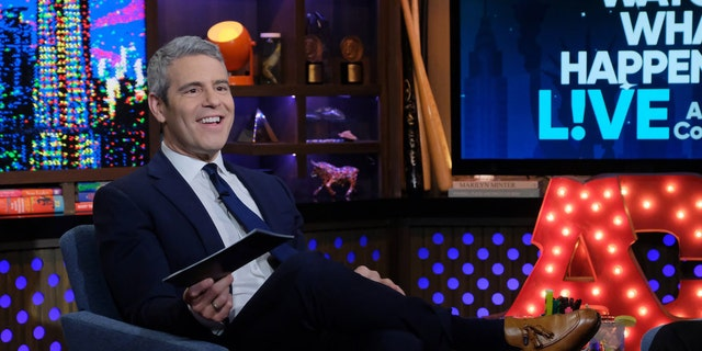 Andy Cohen took a brief hiatus from 'Watch What Happens Live' after testing positive for COVID-19 in March 2020.