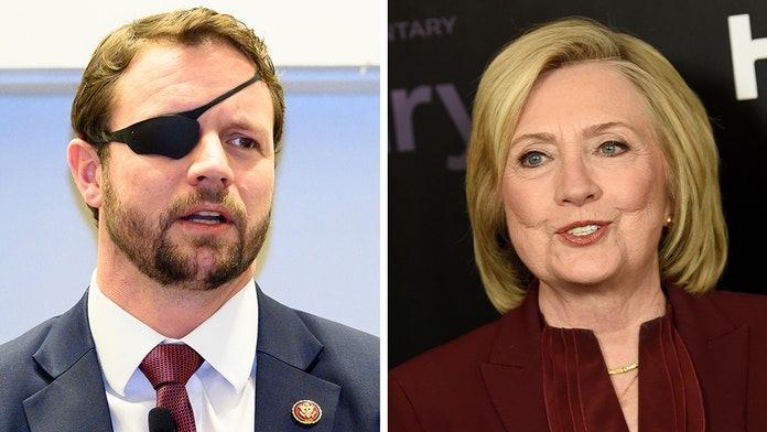 Crenshaw blasts Hillary Clinton's criticism of Trump amid ...