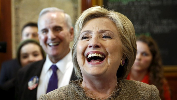 Hillary Clinton under fire for joke about US leading in virus ...