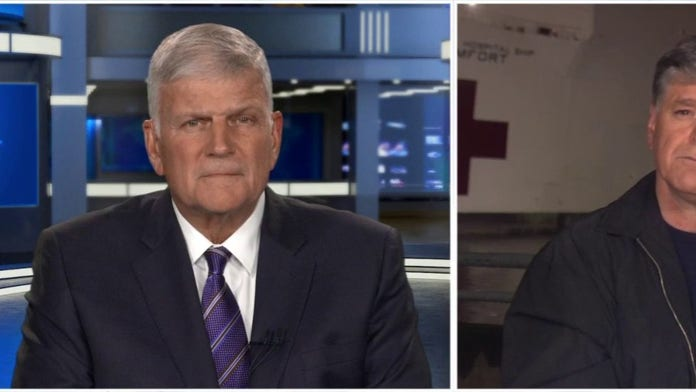 Franklin Graham on NYC field hospital: 'We're going to give the ...