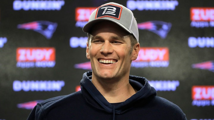 Tom Brady's future comes with question marks, but one NFL broadcaster believes he will play here in 2020
